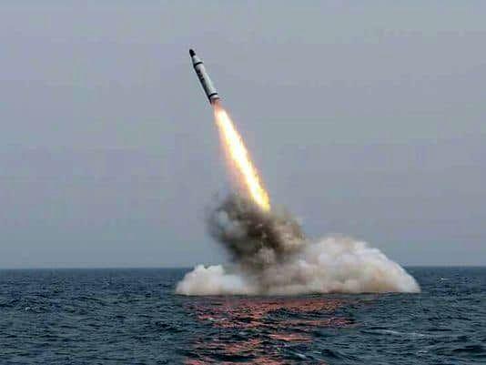 North Korea tests ballistic missile; U.S. to avoid escalation