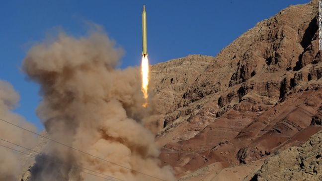 Iran Carries Out New Missile Tests After Trump Imposes Sanctions