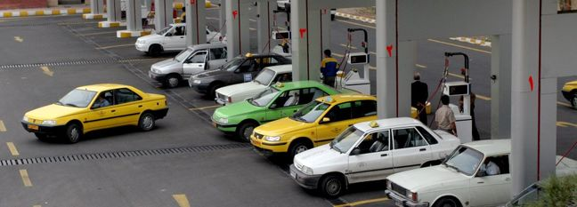 More CNG-Hybrids Join Iran Taxi Fleet