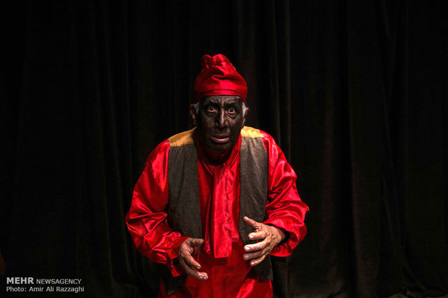 'Siah-Bazi' Festival in Sari From Dec.26-29