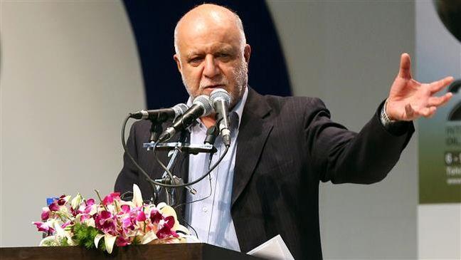 Iran to produce oil equipment: Petroleum Min.
