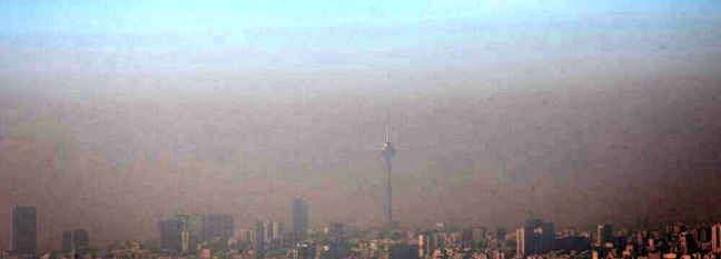 Iran: Gov't Officials, Urban Managers Taken to Task Over Air Pollution