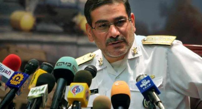 Syrian army's downing of Israeli jet heroic: Iran's top security official