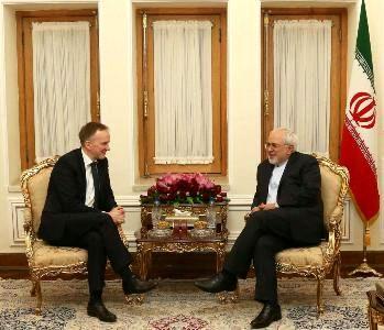 Zarif: Iran, Latvia broadening all-out relations