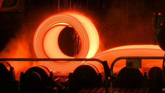 ESCO Rides Rising Tide of Iranian Steel Exports