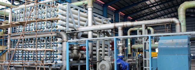 Private Companies Will Build 3 Desalination Units in Bushehr