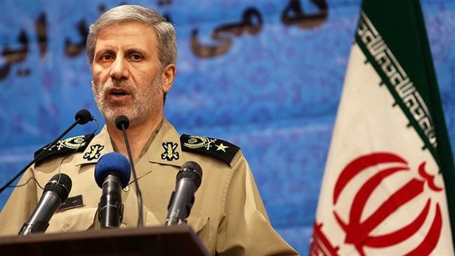 Iran opposes disintegration of countries in Middle East: Defense min.