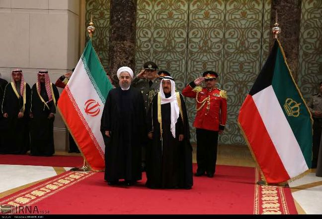 President Visits Persian Gulf States to Foster Bonds