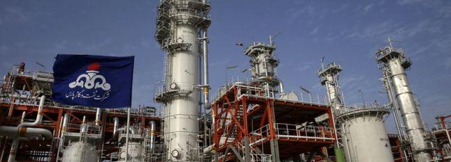 Iran: Domestic Gas Refining Capacity at 900 mcm/d