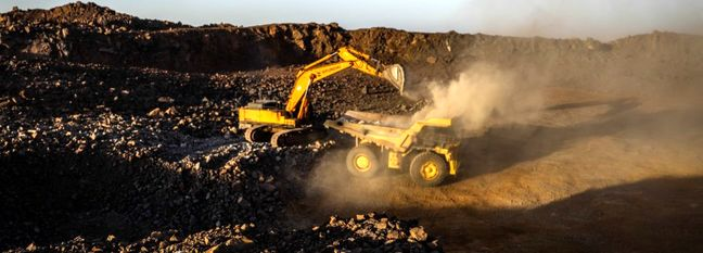 Iron Ore Concentrate Output at 3.8m Tons in 1 Month