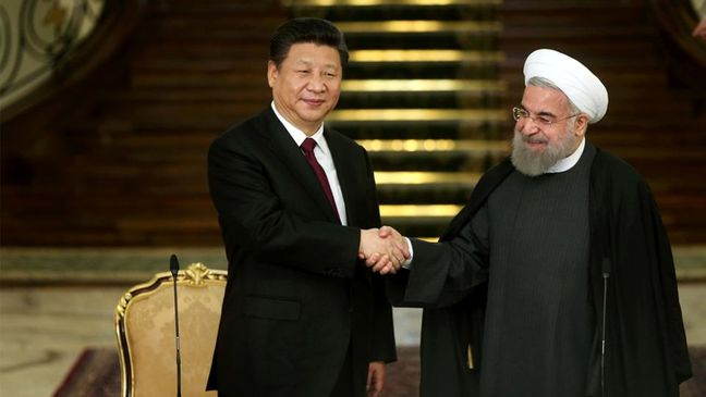 China Remains Iran's Top Trade Partner