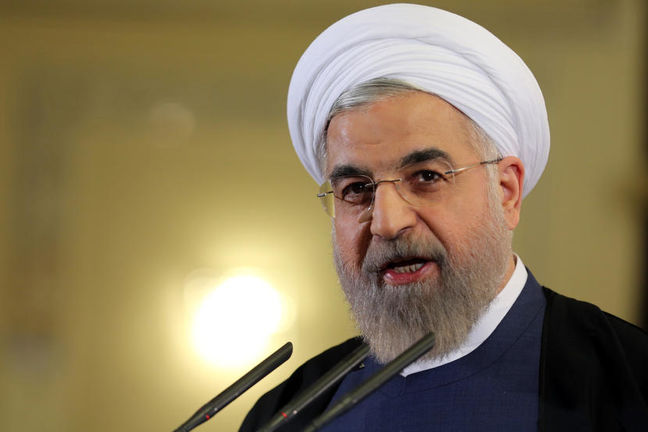 Rouhani: People should mind constitutional rights, citizens rights