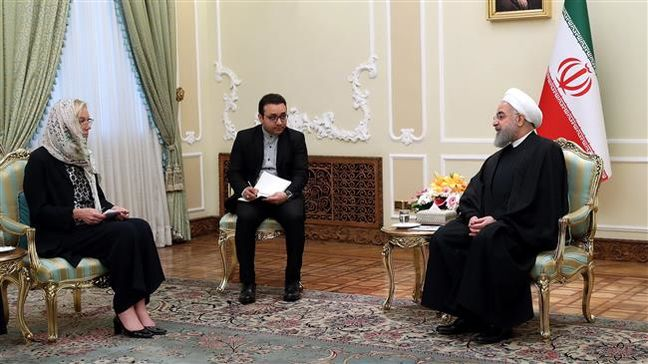 Rouhani urges end to Yemen war, efforts to restart national dialog