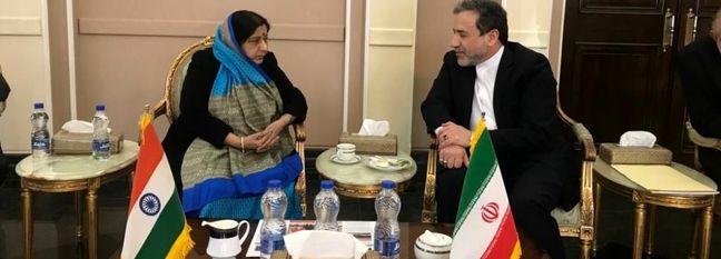 Iran, India Eager to Begin Anti-Terror Cooperation