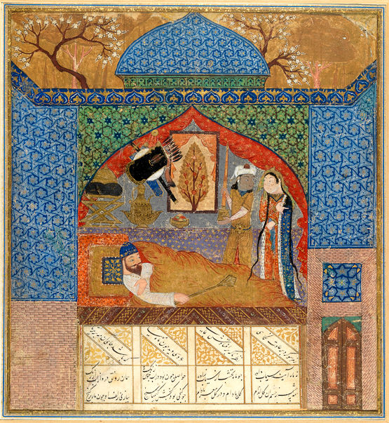 The Shahnameh of Ferdowsi reviving the Persian identity and culture