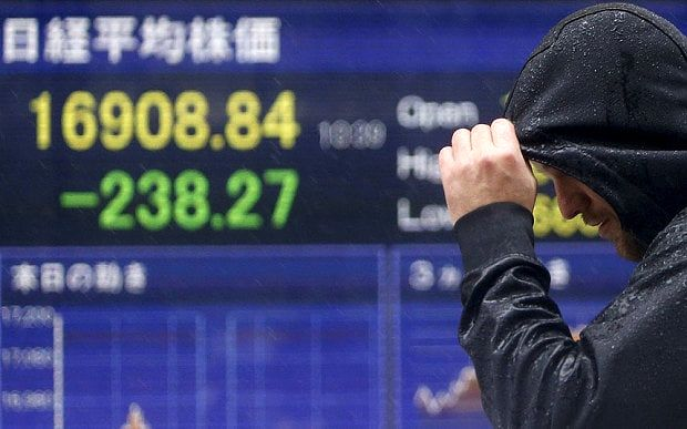 European Stocks Rise With Asia While Crude Slumps