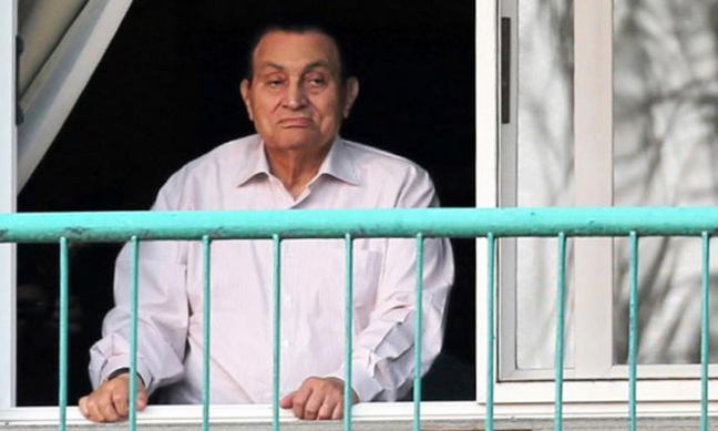 Egypt's former leader Mubarak freed, six years after overthrow: lawyer