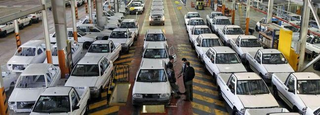 Iran: Automakers Might Phase Out Pride, Peugeot 405 in June