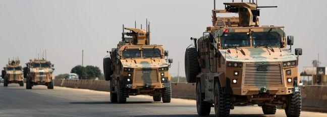 Turkey Urged to Drop Military Plans in Syria