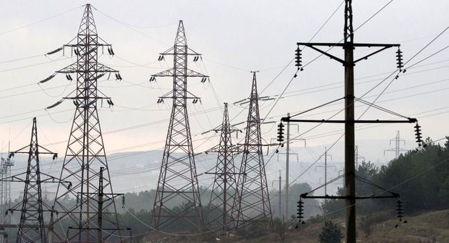 Electricity PPI Falls 3.43%