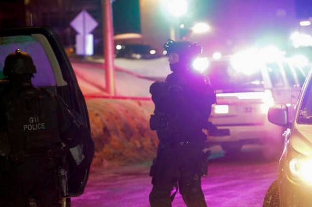 Five killed in Quebec City mosque shooting: mosque president