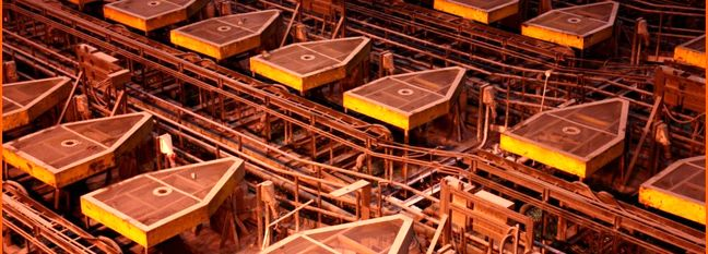 Iran Copper Production Exceeded 200K Tons in Two Months