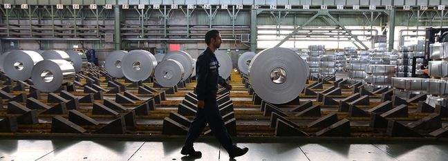 Iran Steel Production Rises 8% to 15m Tons