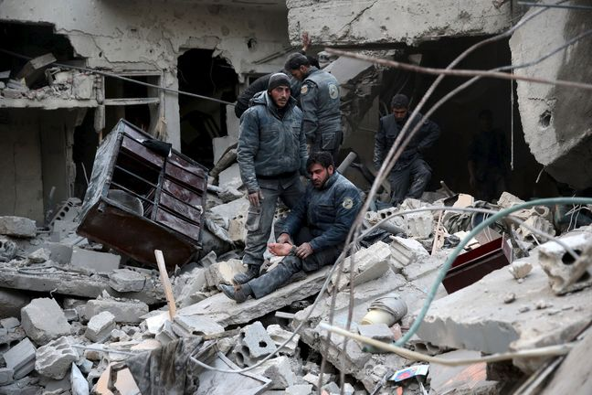 Russia Tries to Salvage Syria Peace Bid Amid Iran Dispute