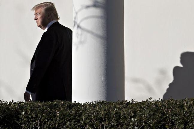 Davos Elite Hope Unpredictable Trump Doesn't Spoil Their Fun