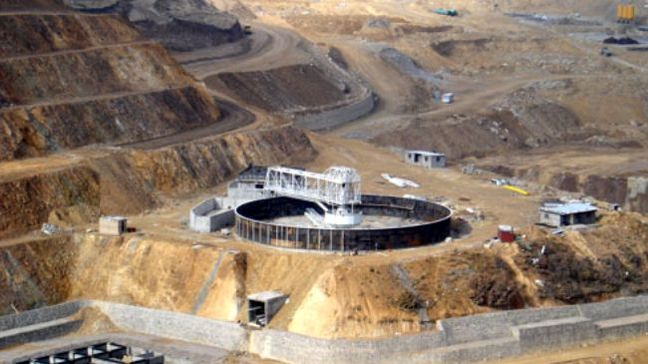 UK Firm Acquires Stake in Iranian Copper Mine