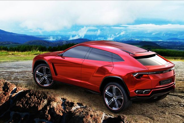Lamborghini sees worldwide sales doubling by 2019 after SUV launch