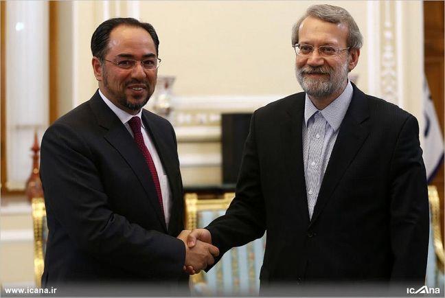 Afghanistan no backyard for terrorists: Larijani