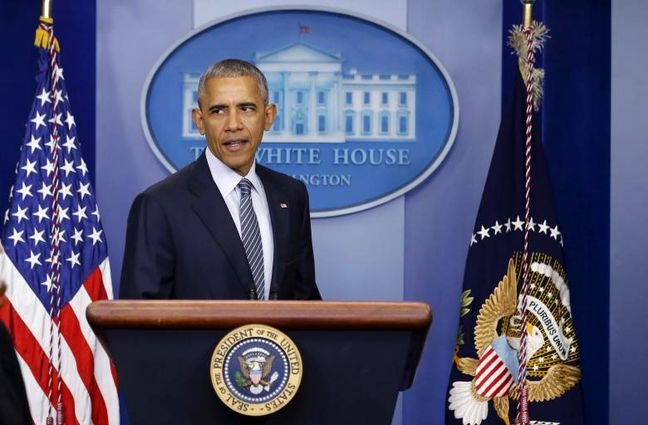 Obama promises to veto bill that would block aircraft exports to Iran