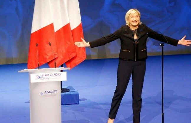French Race Up for Grabs Days Before Voters Cast First Ballots