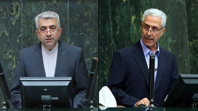 Iranian Parliament approves Rouhani's picks to head science, energy ministries