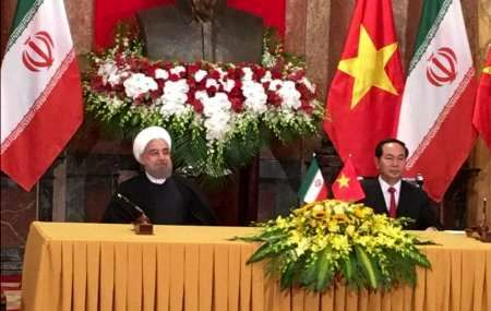 Iran, Vietnam agree to raise volume of trade five-folded