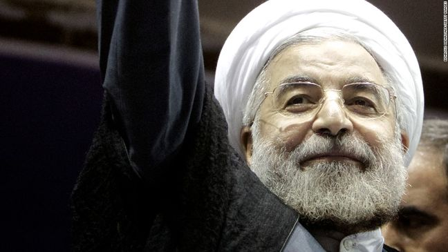 Iran reformists to back Rouhani re-election, though some voters grow cool