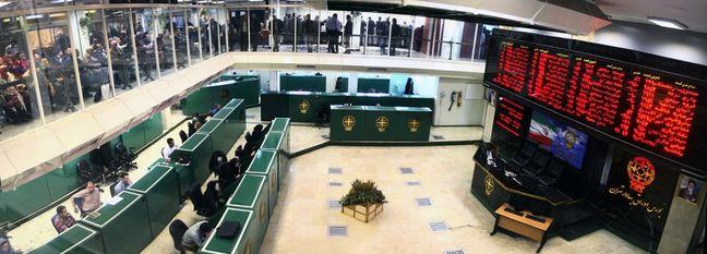 Tehran Stocks Exchange Hitting Record Highs