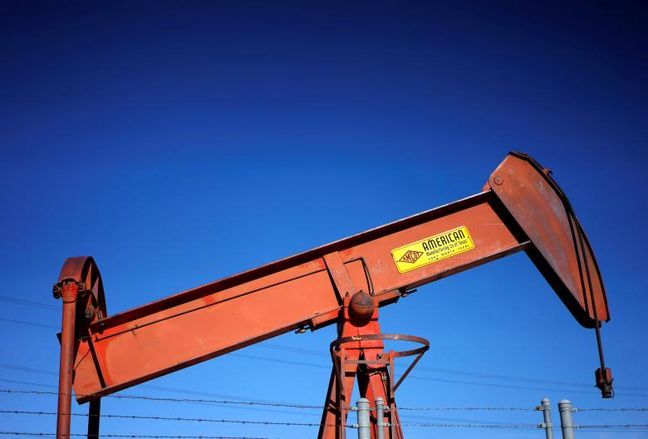 Oil prices fall on OPEC output increase, rising U.S. crude stocks