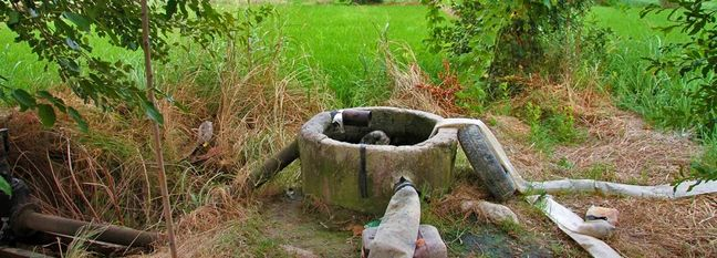 Alarming Trend in Groundwater Use