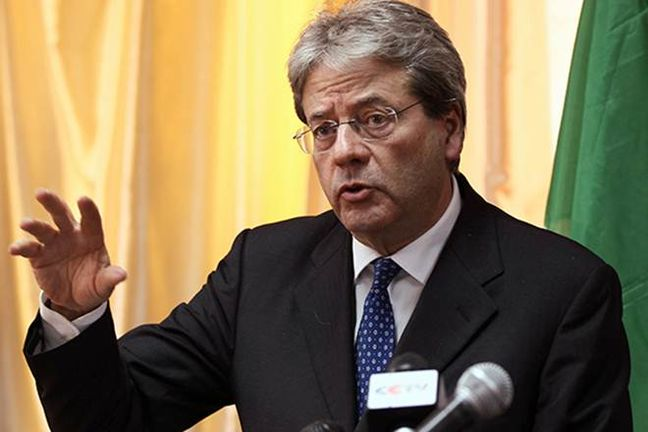 Italy's Gentiloni Faces Economy, Banks, Populists in Top Job