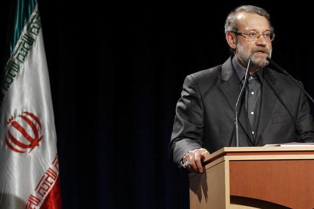 Larijani: Iran seeking to quell Takfiri terrorists' violence in region