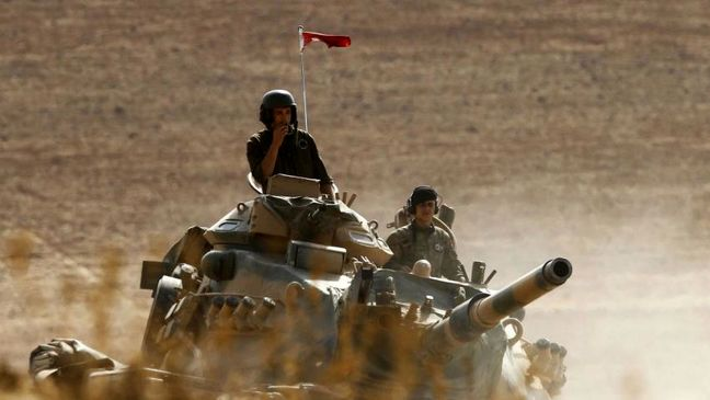 Turkish Army Flexes Muscle Against Iraqi Kurdish Referendum