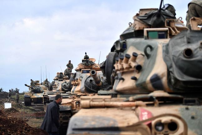 U.S. Warns of Grave Outcome to Turkish Miscalculation in Syria