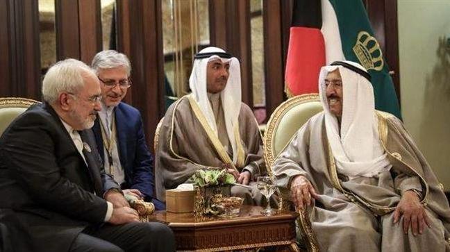 Kuwaiti emir lauds Iran's role in fighting Daesh, developing Iraq's economy