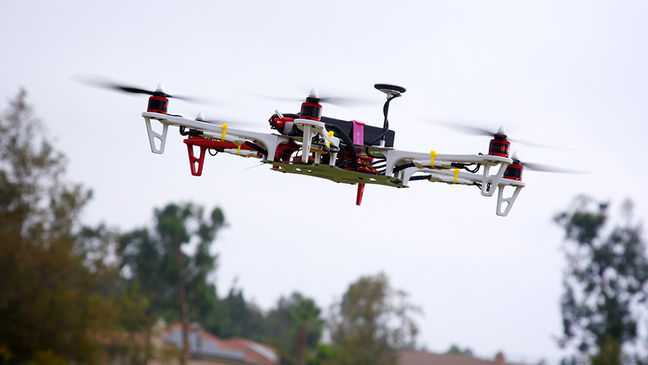 Sharif University Hosts Drone Competition