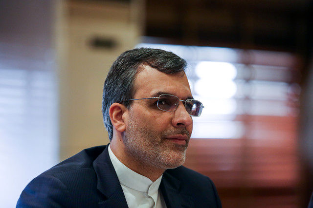 Full text of Iranian envoy speech in Astana meeting