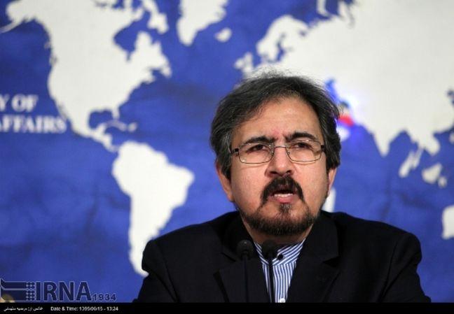 Iran, Russia, Turkey FMs to meet in May: Spokesman