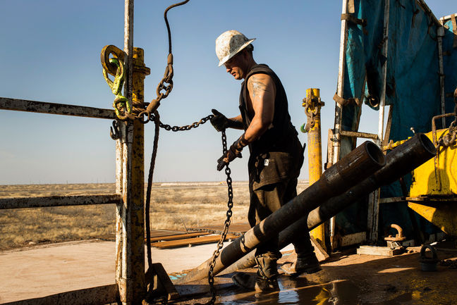 Shale Drillers Party Like It's 2014 as Oil Finds Bull Market