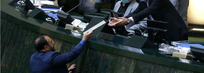 Gov't Submits $37 Billion Budget Bill to Parliament